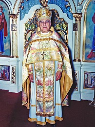 Mitred Archpriest Vladimir Prislopsky